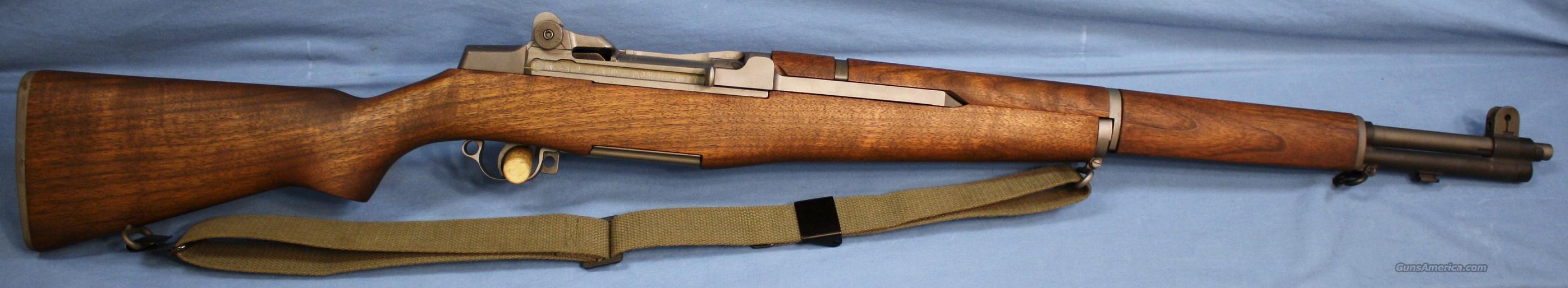 U.S. Army Springfield M1 Garand Semi-Automatic Rifle 30-06 James River  Armory Refurbish. 5705321.jpg