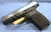 Ruger SR40 Double Action Only Semi-Automatic Pistol 40 S&W