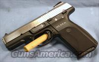Ruger SR9 Double Action Only Semi-Automatic Pistol 9mm