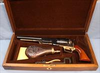 Uberti Model 1847 Walker .44 Caliber Cased Set