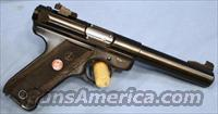 Ruger MKIII Semi-Automatic Pistol .22 Long Rifle