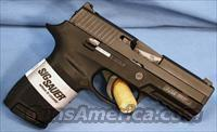 Sig Sauer P250 DAO Compact Semi-Automatic Pistol 9mm