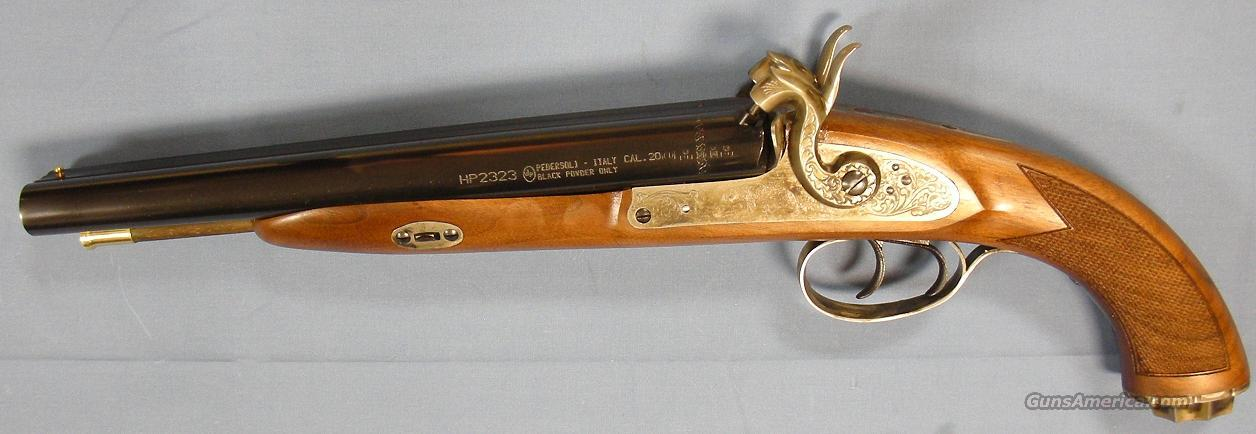 howdah pistol pedersoli hunter side gauge userimages gunsamerica