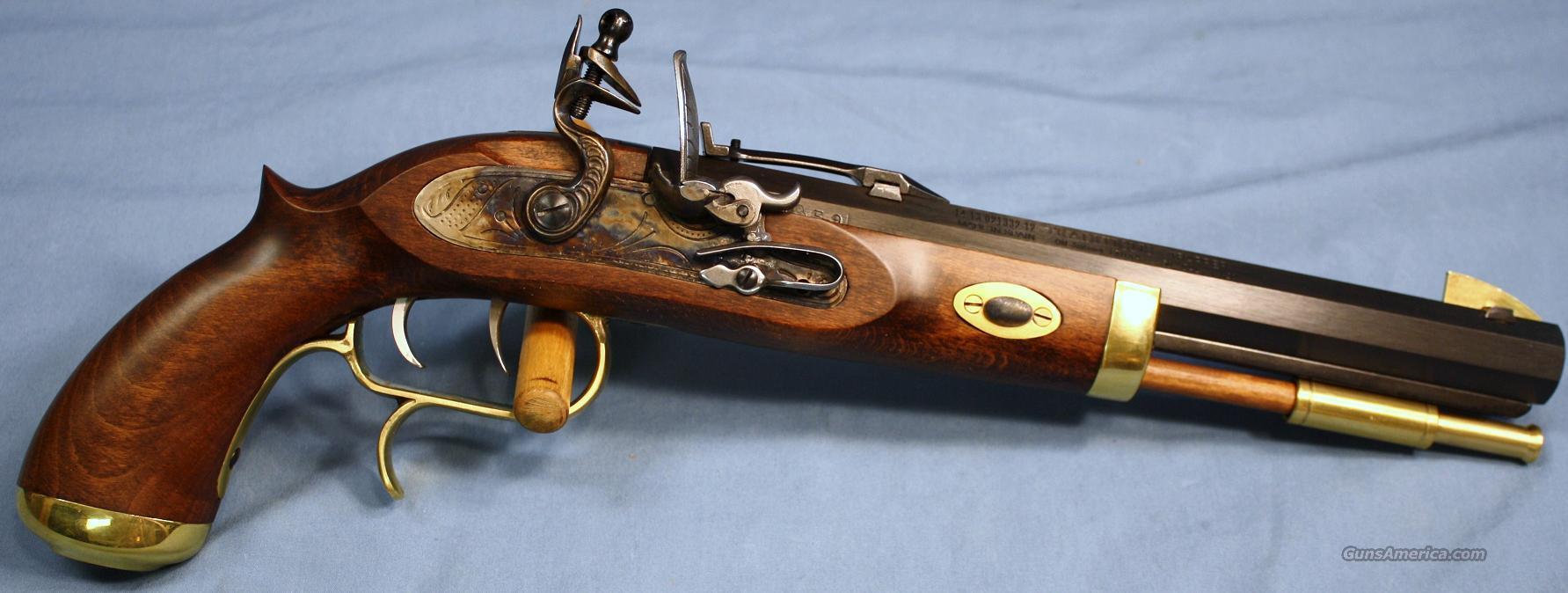 Traditions Trapper Single Shot Flintlock Pistol  50 Caliber