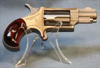 North American Arms Mini Revolver 5-Round Single Action Revolver, .22 LR