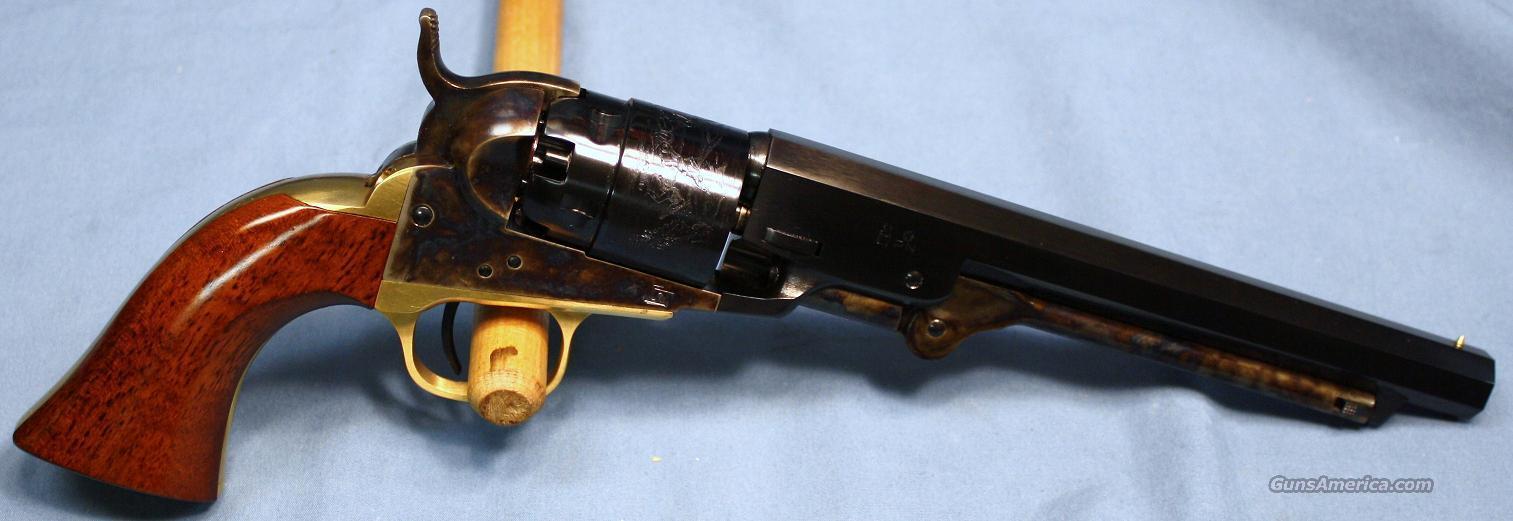 uberti 1862 pocket navy single action blackpowd for sale