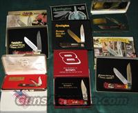 REMINGTON BULLET KNIVE COLLECTION