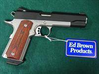 ED BROWN EXECUTIVE ELITE 9MM TWO TONE LIMITED EDITION