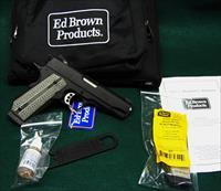 ED BROWN ALPHA CARRY - .45ACP - BOBTAIL FRAME