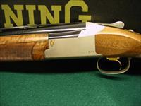 "BROWNING 725 SPORTING - 12GA - 30"" PORTED BARRELS - NEW"