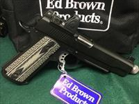 ED BROWN SPECIAL FORCES SR .45ACP - TRIJICON RMR - TRIJICON TALL IRON NIGHT SIGHTS