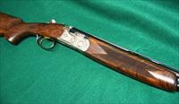 "BERETTA 686 SILVER PIGEON 28GA & .410 COMBO - 28"" BARREL - UPGRADED WOOD"