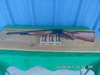 MARLIN 444SS LEVER RIFLE 444 MARLIN CAL. JM MARKED IN 98% PLUS ORIGINAL CONDITION W/3 BOXES HORNADY LEVEREVOLUTION AMMO.