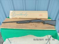 WEATHERBY MODEL PA-08 SYNTHETIC 20GA. PUMP ACTION SHOTGUN 100% NIB.