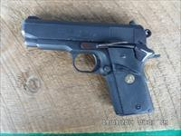 COLT MKIV SERIES 80 OFFICER'S ACP PISTOL 45ACP CAL. 95% OVERALL.
