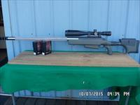 MCMILLIAN BROS NEW CUSTOM 50 BMG BENCHREST MATCH GRADE REPEATER RIFLE NEW & UNFIRED.