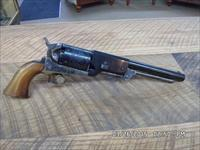 COLT WALKER / REPLICA ARMS U.S.1847 44 BP UNFIRED REVOLVER 98% PLUS ORIG.COND.