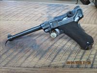 LUGER 1906 NAVY DWN=M 9MM LUGER CAL.MATCHING NUMBERS,PALM SAFETY.