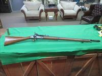 "ENGLISH SNIDER .577 CAL. MUSKET 30""BARREL COLLECTOR"