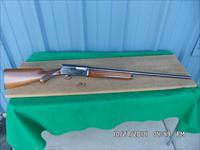 "BROWNING BELGIUM 1953 A-5 ""SWEET SIXTEEN"" SEMI-AUTO SHOTGUN 99% ORIGINAL CONDITION WITH OWNERS BOOKLET.NO BOX"