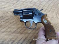 "SMITH & WESSON MODEL 10-5 SNUBIE 2"" REVOLVER ""UNFIRED"" 99% IN ORIGINAL CONDITION,NO BOX OR PAPERS."