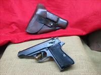WALTHER PP CIRCA 1944 32 ACP ALL MATCHING WWII NAZI