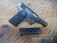 FN MADE / BROWNING DESIGN MODEL 1910/1955 PISTOL 32 ACP GREAT SHAPE.