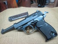 WALTHER P-38 POST WAR PISTOL SEMI AUTO 9/63 DATE