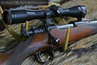 RIGBY MAUSER .303 BRITISH MAUSER SPECIAL ACTION RARE.
