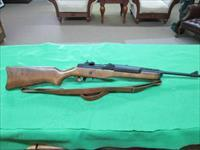 RUGER MINI 14 .223 SEMI AUTO RIFLE WITH EXTRA MAGS AND SLING