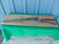 "A.UBERTI / HENRY 1860 STEEL RIFLE 44-40 CAL. "" ONE OF ONE THOUSAND"" 99%, NO BOX."