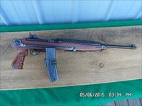 UNIVERSAL MODEL 5000PT PARATROOPER UNDERFOLDER 30M1 CARBINE LOOKS UNFIRED IN 98% PLUS ORIG.COND.