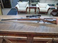 MAUSER CUSTOM POST WAR SPORTER 300 H&H 99% LEUPOLD 4X