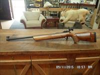 WALTHER MODEL KKW INTERNATIONAL MATCH TARGET RIFLE 22 L.R. SINGLE SHOT.99% PLUS ORIG.CONDITION.