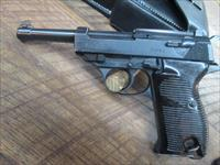 WALTHER P-38 9MM CODE AC 42