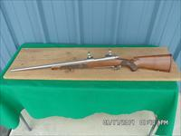 WINCHESTER POST 64 MODEL 70 CLASSIC STAINLESS 270 WIN.RIFLE 99% AS NEW CONDITION.