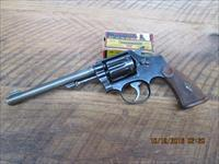SMITH & WESSON MODEL 1905 HAND EJECTOR 1ST CHANGE 32-20 WIN.CAL REVOLVER.ALL MATCHING NUMBERS.
