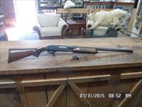 REMINGTON MODEL 870 MAGNUM WINGMASTER 20GA. 3 REM CHOKES ,WRENCH AND MANUEL,NO BOX STILL 99% PLUS ORIGINAL CONDITION.