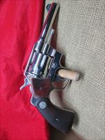 COLT OFFICAL POLICE 38 SPECIAL  4 INCH BARREL 1940'S