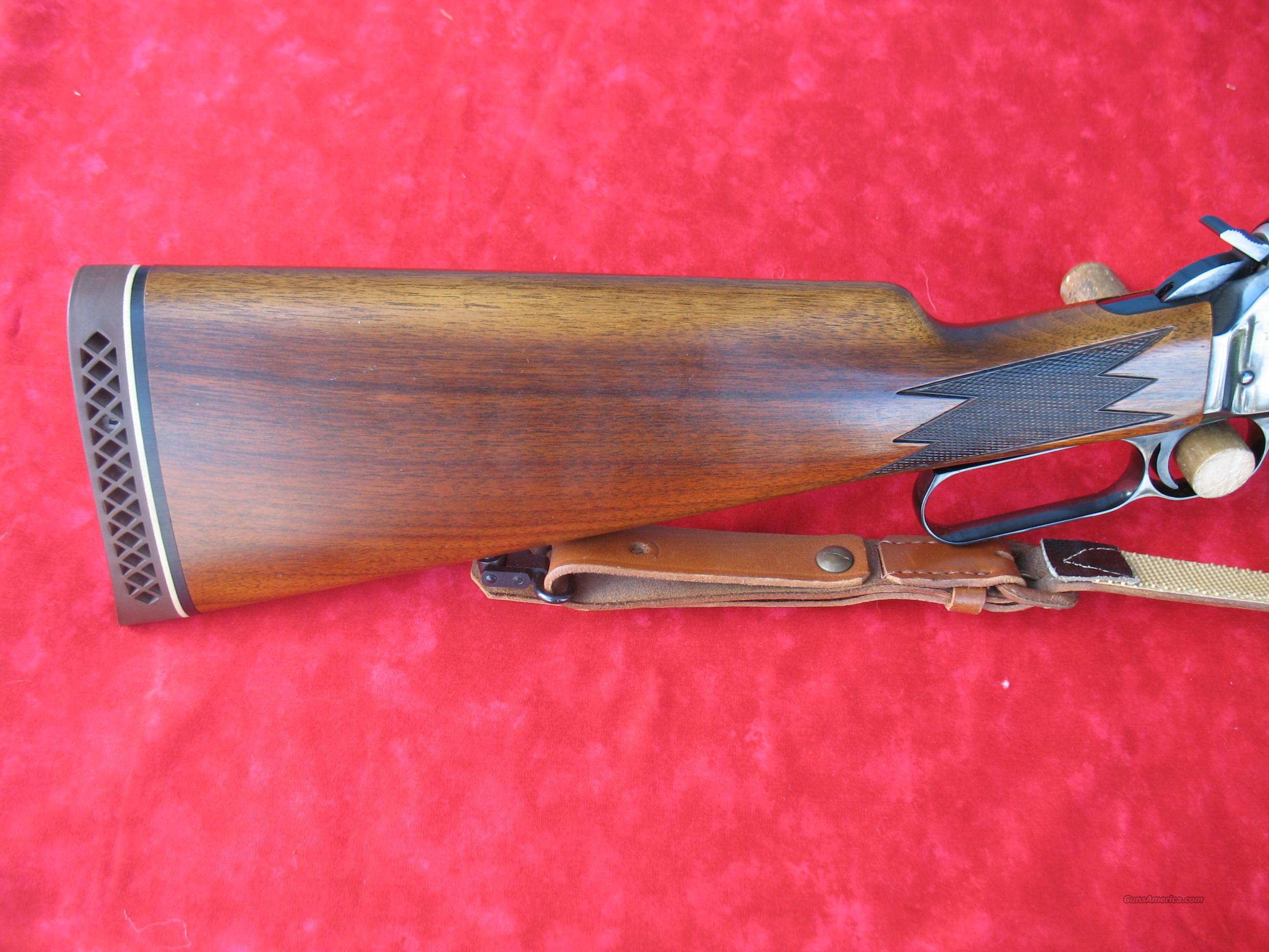 Browning blr 81 belgium lever rifle 308 caliber