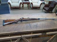 REMINGTON MODEL 721 .375 H& H CUSTOM DOUGLAS BARREL