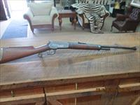 WINCHESTER 1886 (1891) 45-70 LEVER RIFLE
