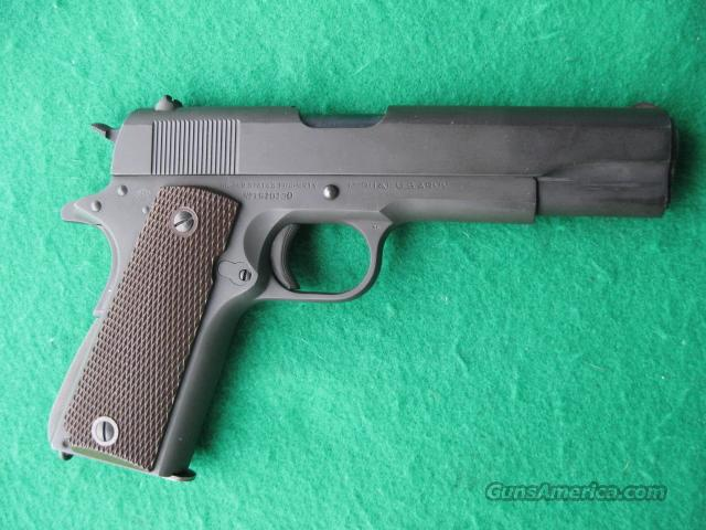 COLT MODEL 1911A1 U S ARMY PISTOL 45 ACP 98% P    for sale