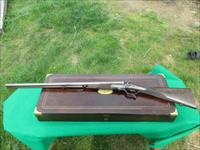 GEORGE CRAHAY 12 BORE DOUBLE RIFLE/ SHOTGUN SET 1870'S
