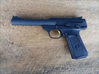 "BROWNING BUCKMARK 5 1/2"" BULL BARREL 22 L.R. PISTOL LIKE NEW 98% PLUS ORIGINAL CONDITION."