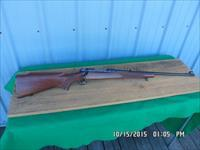 WINCHESTER MODEL 70 1952 MADE STANDARD GRADE 257 ROBERTS WITH 99% ORIGINAL METAL AND 99% POSSIBLE REFINISHED WOOD.