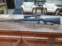 MAUSER CUSTOM SPORTER 30-06SPRG.BOLT RIFLE WITH WEAVER K-6X38 SCOPE ALL IN FINE SHAPE.