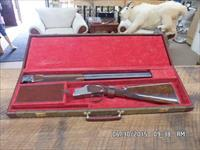 "WINCHESTER ,MODEL 101 PIGEON GRADE FEATHERWEIGHT 20GA. 3"" 25 1/2"" BBLS.CASED AS NEW CONDITION."