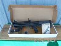 KEL-TEC KSG 12 GA.TACTICAL BULLPUP PUMP SHOTGUN NEW IN BOX W/ EXTRA'S