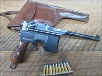 MAUSER BROOM HANDLE LATE MODEL 1930 COMMERCIAL 7.63 MAUSER
